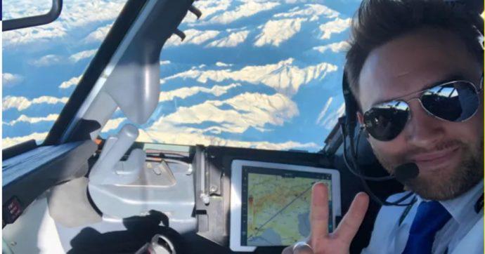 """Da pilota di aerei a fattorino di Amazon a causa della crisi per il Covid: """"I soldi sono pochi, ma non sapevo come fare"""""""
