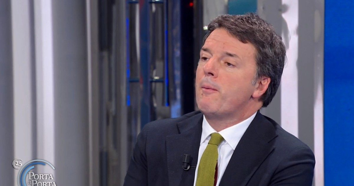 Renziani a reti unificate: a dicembre Iv domina nei tg di Rai e di Mediaset