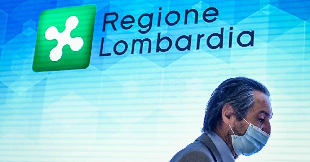 La cronologia dell'errore sulla zona rossa della Lombardia: i 9mila casi riclassificati, l'Rt che schizza, la 'rettifica' e le polemiche di Fontana
