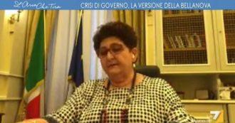 "Government, Bellanova on La7: ""Bonafede's Justice Report?  We will listen, but we will probably vote no"