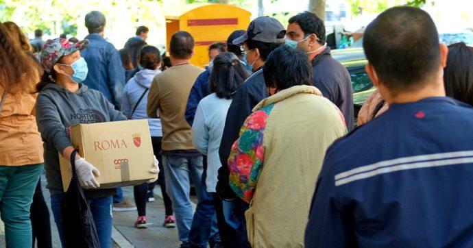 """Caritas: """"Tra settembre e marzo assistite 544mila persone e una su quattro è un """"nuovo povero"""". In aumento il disagio psicosociale"""""""