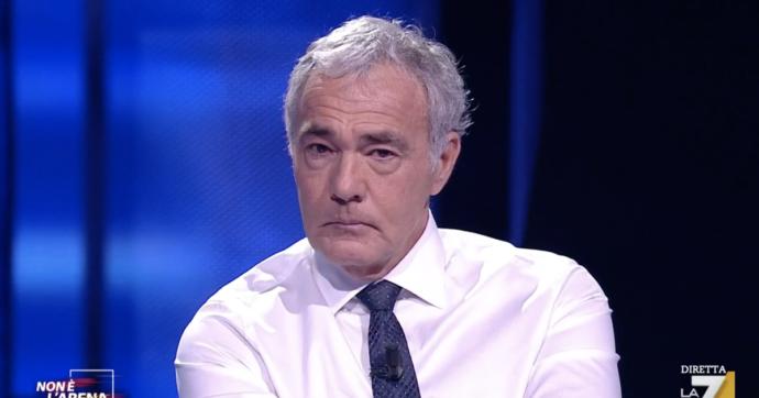"""Massimo Giletti: """"Non lascio la domenica sera per paura di sfidare Fazio, anzi ho dimostrato che posso batterlo come ascolti"""""""