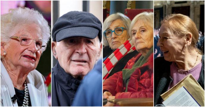 Segre, Modiano, le sorelle Bucci, Bruck: gli ultimi testimoni della Shoah in Italia. Le storie, dalle deportazioni all'impegno con i giovani