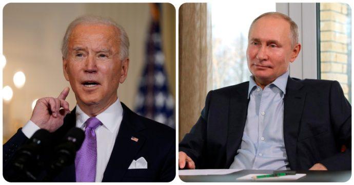 """Russia richiama l'ambasciatore a Washington. Tensione dopo le parole di Joe Biden: """"Se penso che Putin sia un assassino? Sì"""""""
