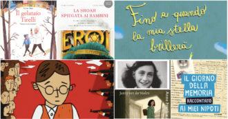 Giornata della Memoria, dai racconti di Lia Levi a Liliana Segre bambina: dieci libri per spiegare la Shoah ai più piccoli