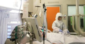 Coronavirus, i dati di oggi – 7.767 nuovi casi, tasso di positività al 6,9%. Altri 421 decessi. Salgono di 552 i ricoverati, +6 in rianimazione