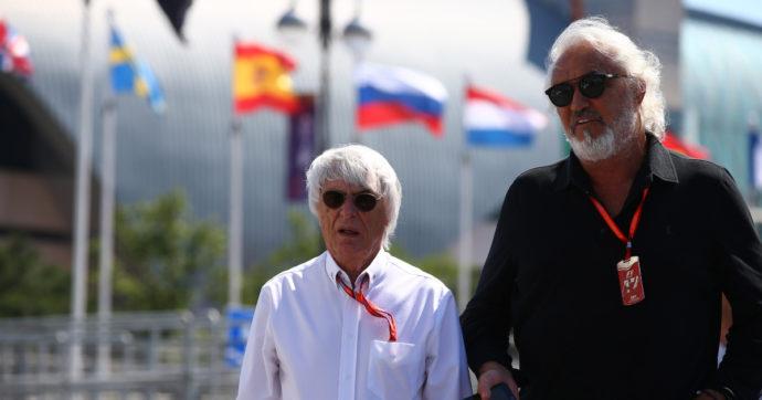 Force Blue, lo yacht sequestrato a Briatore va a Bernie Ecclestone: l'amico si aggiudica l'asta per 7 milioni e 490mila euro. Tutta la storia
