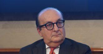 """Crisi di governo, il senatore Luigi Vitali lascia Forza Italia: """"Ho deciso di sostenere Conte"""""""