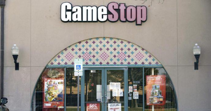 """Caso GameStop, la controffensiva della finanza tradizionale. La piattaforma """"Robinhood"""" limita le operazioni, i titoli crollano"""