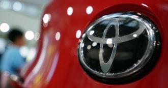 """Toyota: """"Avventato concentrarsi solo sulle auto elettriche"""". E il Ministro Cingolani è d'accordo"""