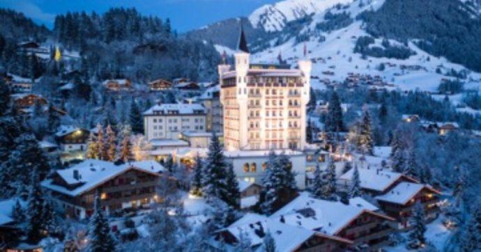 Gstaad, se denunci gli assembramenti del tuo vicino hai il 10% della multa. E gli orfani del jet set scappano