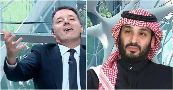 Renzi in Arabia Saudita si smaschera: attenzione alle lobby che privatizzano la diplomazia