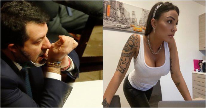 """Matteo Salvini, tutti quei """"like"""" a Selvaggia Roma non passano inosservati: e Francesca Verdini?"""