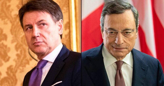 Tra Draghi e Conte c'è un filo conduttore. Ora serve una svolta: la  continuità - Il Fatto Quotidiano