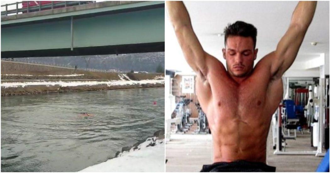 Bolzano, i vigili del fuoco cercano i corpi dei genitori di Benno Neumair nel fiume Adige: così viene testata la corrente – Video
