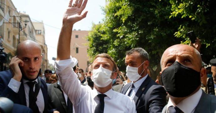 Il Libano e l'uso spropositato di armi francesi per la repressione delle proteste