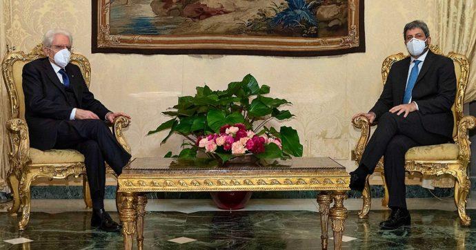 """Mattarella dà un incarico esplorativo a Fico: """"Verificare l'esistenza dell'attuale maggioranza di governo"""". Dovrà riferire entro martedì"""