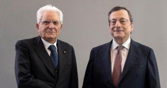 """I giornali degli Elkann tifano Draghi premier: """"Preallertato dal Colle"""". Quirinale smentisce: """"Mai sentito da quando è iniziata la crisi"""""""