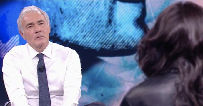 """Caso Genovese, la testimonianza esclusiva della giovane vittima: """"Mi ha colpito quando mi ha detto 'ora devi darmi…'. Ho avuto paura di morire"""". Massimo Giletti sconvolto"""
