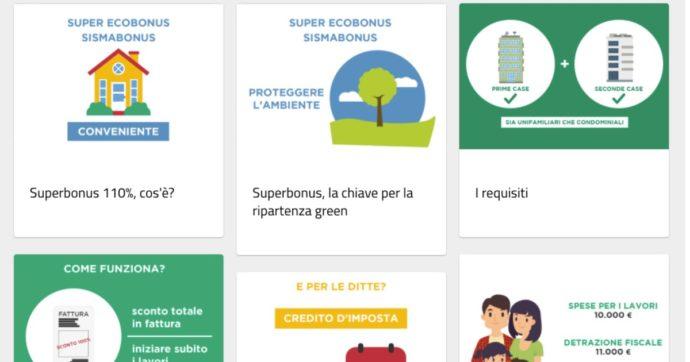 Superbonus 110%, si rischia che i miliardi arrivino solo ai benestanti!