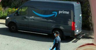 Amazon multata, mance ai fattorini requisite e utilizzate per fingere di aver alzato la paga base
