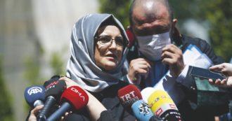 """Khashoggi, parla la compagna Hatice Cengiz: """"La storia giudicherà chi loda il regime saudita"""""""