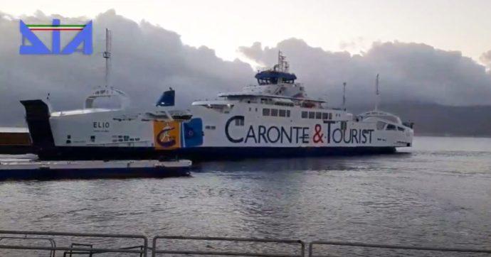 """""""Caronte&Tourist permeabile alle infiltrazioni mafiose"""": ecco perché la società di navigazione è finita in amministrazione giudiziaria"""
