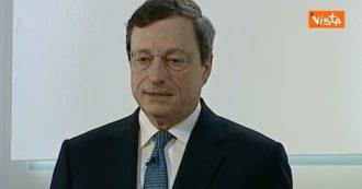"""Mario Draghi e il suo """"Whatever it takes"""", la frase del luglio 2012 diventata voce della Treccani"""