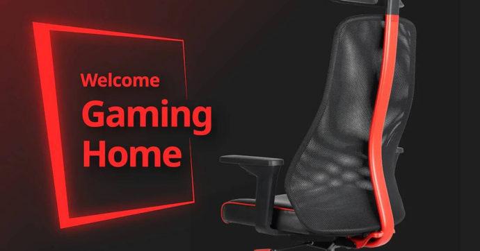 IKEA e Asus ROG mostrano i primi prodotti dedicati ai gamer