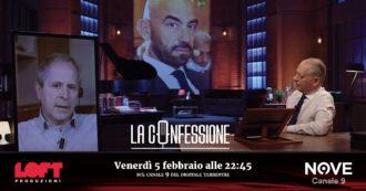 """Andrea Crisanti a La Confessione (Nove) di Peter Gomez: """"Io testimonial come Matteo Bassetti? Mai, non voglio guadagnare da pandemia"""""""