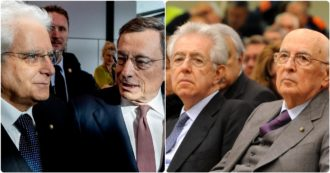Il governo Draghi e il precedente di Monti: ecco perché la gestione di Mattarella è stata molto diversa da quella di Napolitano