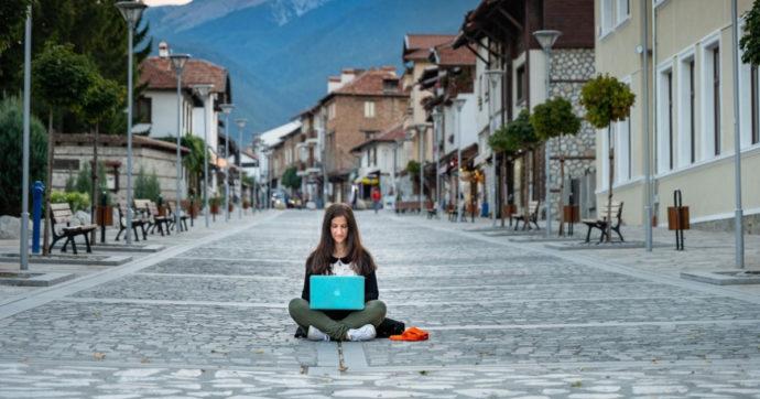 Mai avrei pensato di fare la nomade digitale a 50 anni, ma ora viaggiare è il sogno che mi muove