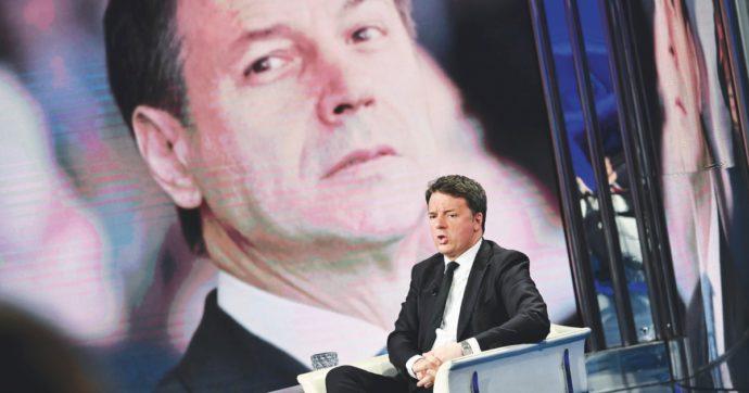 Renzi silura il Conte-ter e spacca gli avversari. Ma almeno viaggia verso l'irrilevanza