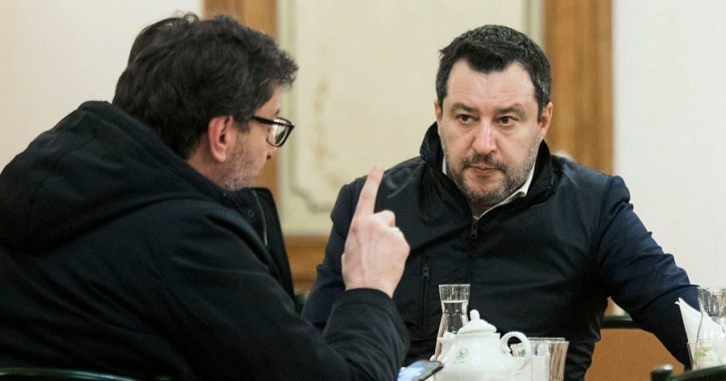 """Governo, Salvini: """"Draghi scelga, o noi o M5s"""". Beppe Grillo in arrivo a Roma. Zingaretti: """"Pd e Lega alternativi. Berlusconi nell'esecutivo? Penso di sì"""". E dà l'ok a Conte """"leader del fronte progressista"""""""