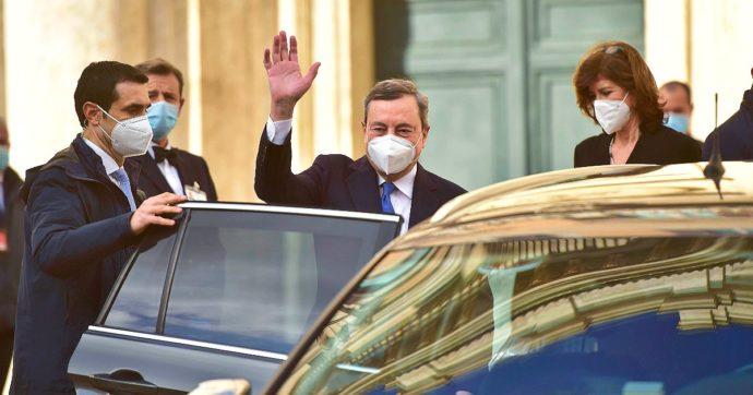 Al futuro governo Draghi non si può proprio dire no: addio coerenza!