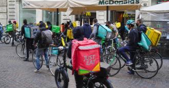 Just Eat, prime assunzioni in Lombardia dal prossimo marzo. I riders saranno a tutti gli effetti lavoratori dipendenti