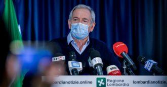 Vaccini, la Lombardia chiede al Cts di valutare il piano Bertolaso. Stop del ministero: 'Campagna è nazionale'. Fontana: 'Incredibile'
