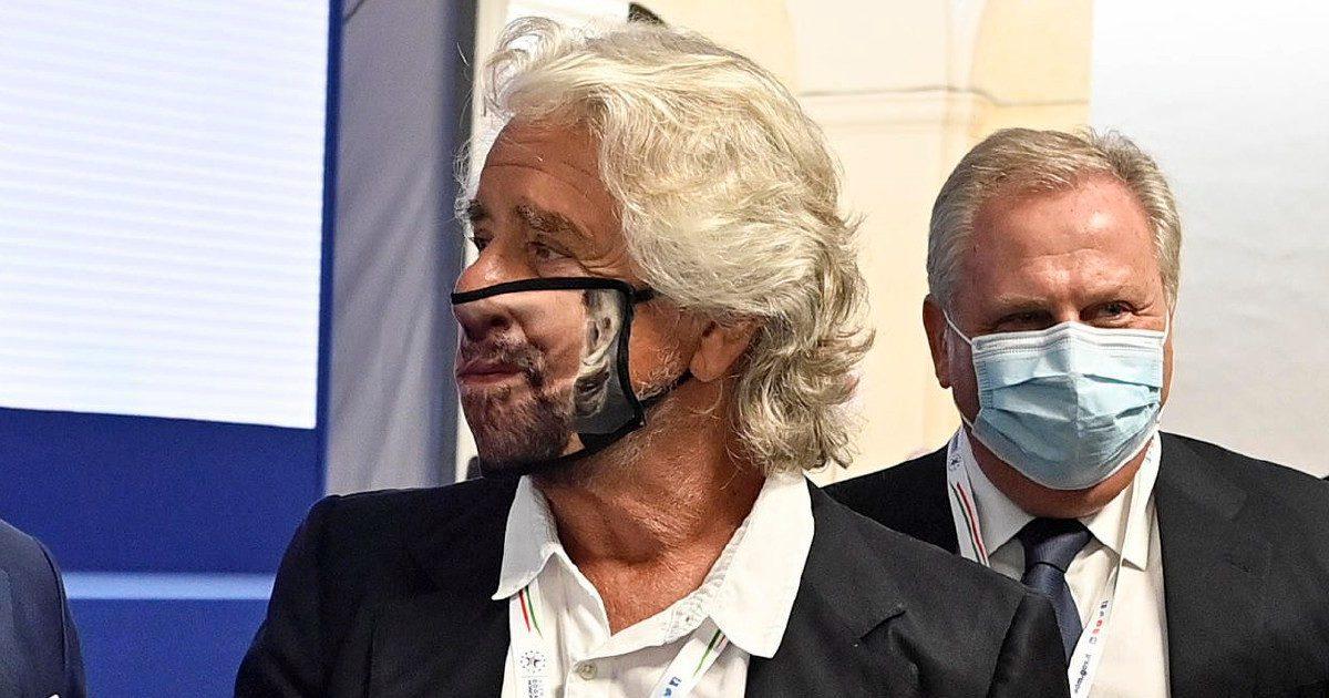 Al telefono 2 ore: così Mario Draghi ha convinto Grillo
