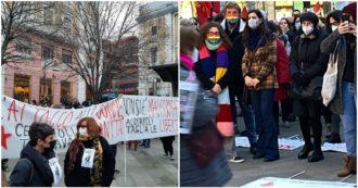 """Aborto, Marche in piazza per difendere la 194 dopo le posizioni della maggioranza. C'è anche Boldrini: 'No al laboratorio anti-libertà civili"""""""