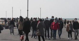 Ostia, folla nel primo week end del Lazio in zona gialla: stabilimenti e ristoranti pieni