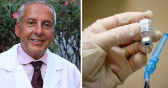 """Covid, il virologo Perno: """"Bisogna mettere il virus in una tonnara. Le varianti? Quella che scappa al vaccino potrebbe arrivare dalla pressione selettiva. Bisogna immunizzare tutti il prima possibile"""""""