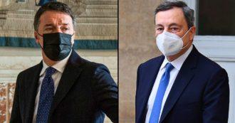Sondaggi, gradimento dei leader: la fiducia in Draghi già al 71%, Conte secondo al 65%, poi Speranza e Gentiloni. L'unico che cala è Renzi