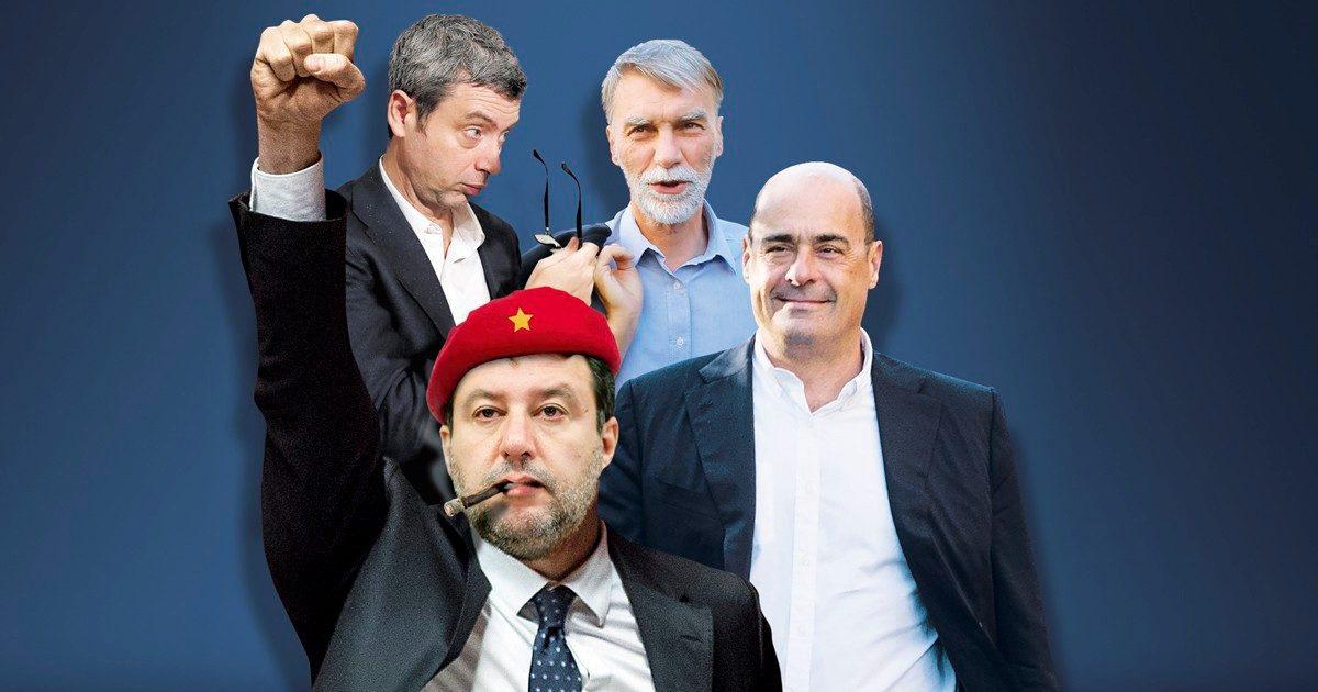"""Il Pd ora scende dalla Sea Watch e trangugia Salvini: """"È cambiato"""""""