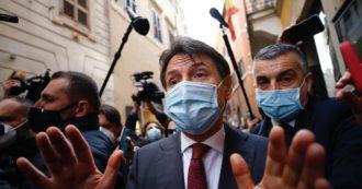 """Conte-Grillo, pontieri al lavoro per ricomporre la frattura. Di Maio: """"Massimo impegno"""". Ma per ora è stallo: """"Parlerà l'ex premier"""""""