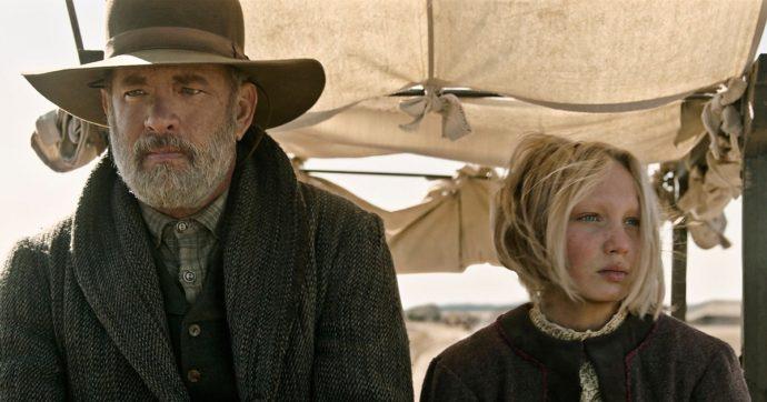 Notizie dal Mondo, il primo western per Tom Hanks: ex capitano e cantastorie dolente in viaggio per salvare una bambina