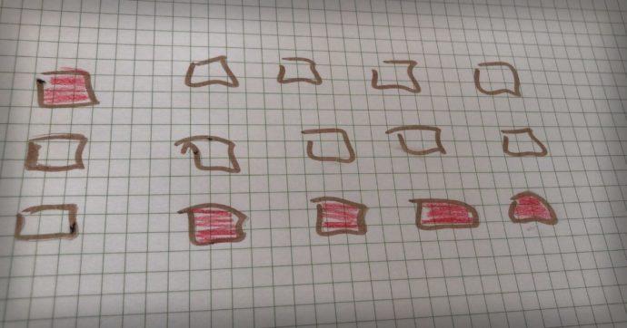 Focolaio Covid in una scuola a Perugia, lo schema di due bimbe di terza elementare: così hanno tracciato il contagio tra i compagni