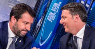 """Ddl Zan, primi round in Senato. Salvini (alleato di Renzi) ricatta il Pd, ma Letta: """"Iv si faccia carico della legge con noi"""". M5s: """"Noi leali"""""""