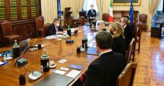 Governo Draghi, la diretta delle consultazioni. Burocrazia, fisco e giustizia civile: nel programma 3 macro riforme. E l'allungamento dell'anno scolastico