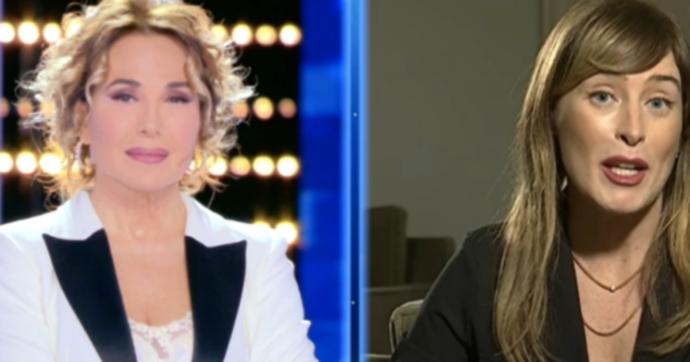 """Maria Elena Boschi ospite da Barbara D'Urso ha parlato della sua vita privata: """"Quando torno a casa la sera…"""""""
