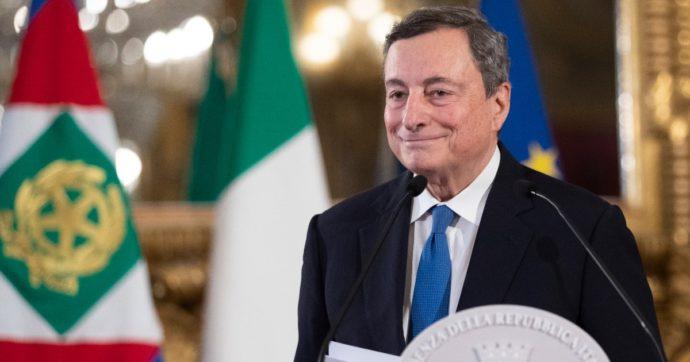 Chi è che china la testa per entrare nel governo Draghi? - Il Fatto  Quotidiano